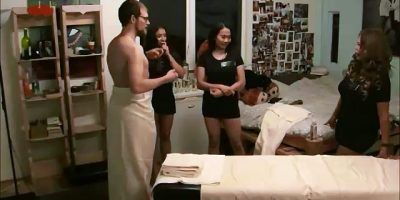 Thaise massage voor Rienk